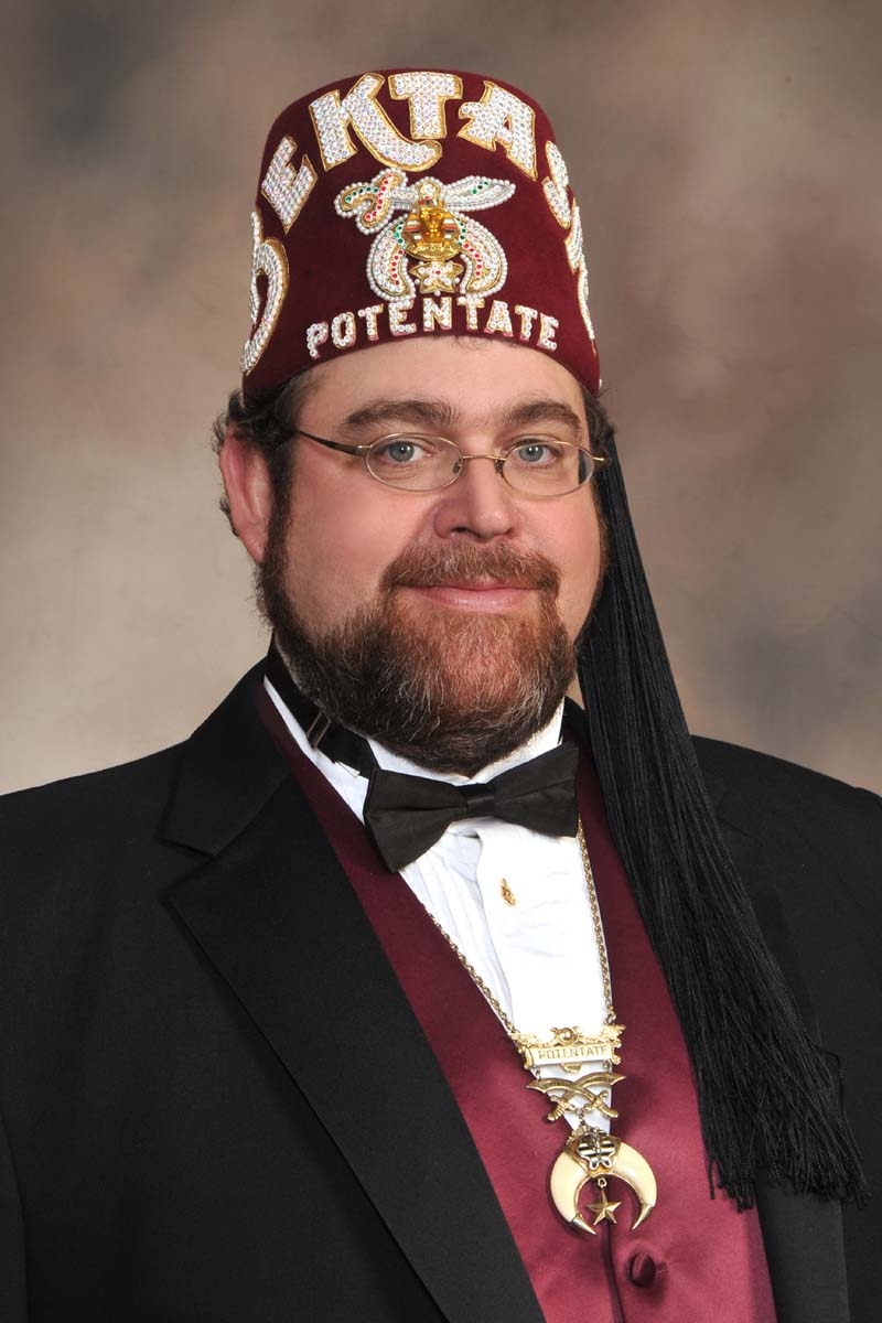 Ill. William J. Hebert, Potentate 2013